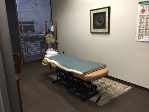 accidentnt treatment room